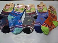 Детские носки с тормозами для девочки
