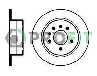 Задние тормозные диски Opel Omega A Senator B