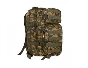 Рюкзак Mil-Tec Large Assault Pack 36 l Digital Woodland (9171) SP