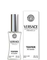 Тестер женский Versace Bright Crystal Absolu (Версаче Брайт Кристал Абсолю) 60 мл