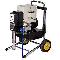 Мощный аппарат для нанесения шпатлевки dino power DP-6880 (короткий поршень) 8 л/мин, (380/220W)