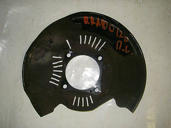 Щиток тормозного диска передний левый USA Toyota Prado 120 03-09 (Тойота Прадо 120)  4778260140