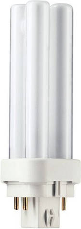 PHILIPS MASTER PL-C 10W/830/4P Лампа G24q-1, фото 2