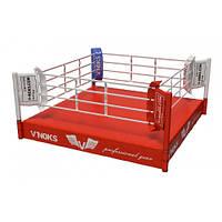 Ринг для бокса V`Noks Copetition 5*5*0,5 метра 60009