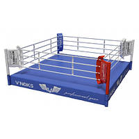 Ринг для бокса V`Noks Copetition 6*6*0,5 метра 60043