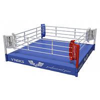 Ринг для бокса V`Noks Training 6*6*0,5 метра 60046