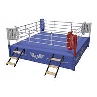 Ринг для бокса V`Noks Training 6*6*1 метр 60045