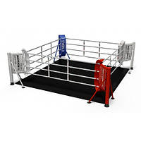 Ринг для бокса V`Noks напольный 4,5*4,5 метра 60010