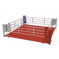 Ринг для бокса V`Noks напольный 5,5*5,5 метра 60038