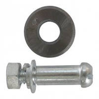 Колесо сменное для плиткореза с осью 16x2x6 мм INTERTOOL HT-0348