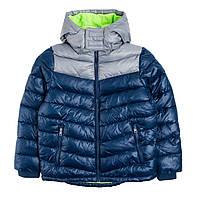 Зимняя куртка комбинированная от Cool Club, Польша, размер 122, 128
