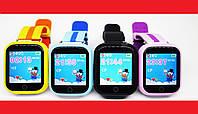 Smart Watch Q100 Детские смарт часы GSM, sim, Sos,Tracker Finder, фото 1