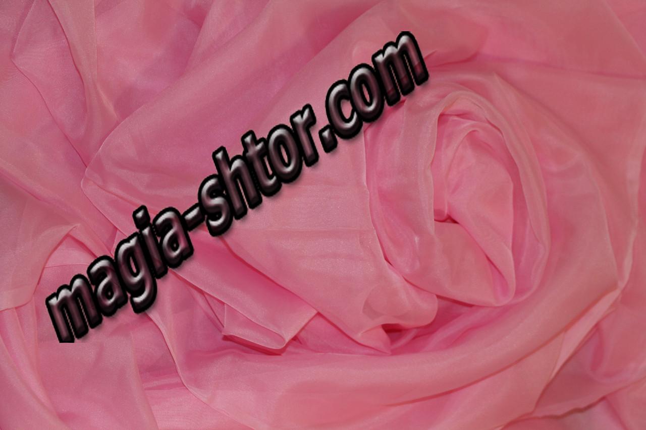 Шифон. Цвет розовый