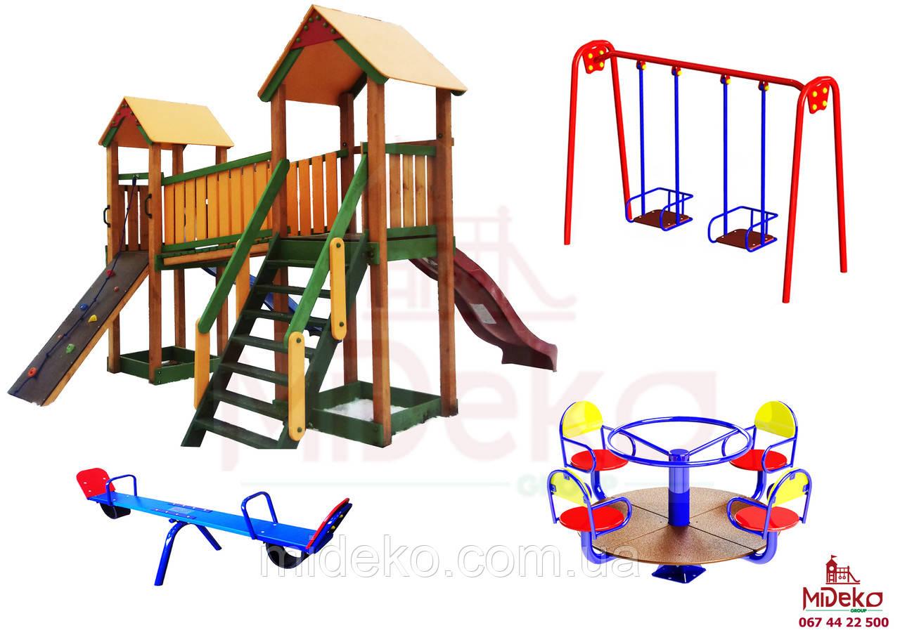 Детская площадка 1801 Томас