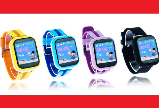 Smart Baby Watch Q100 со скидкой!