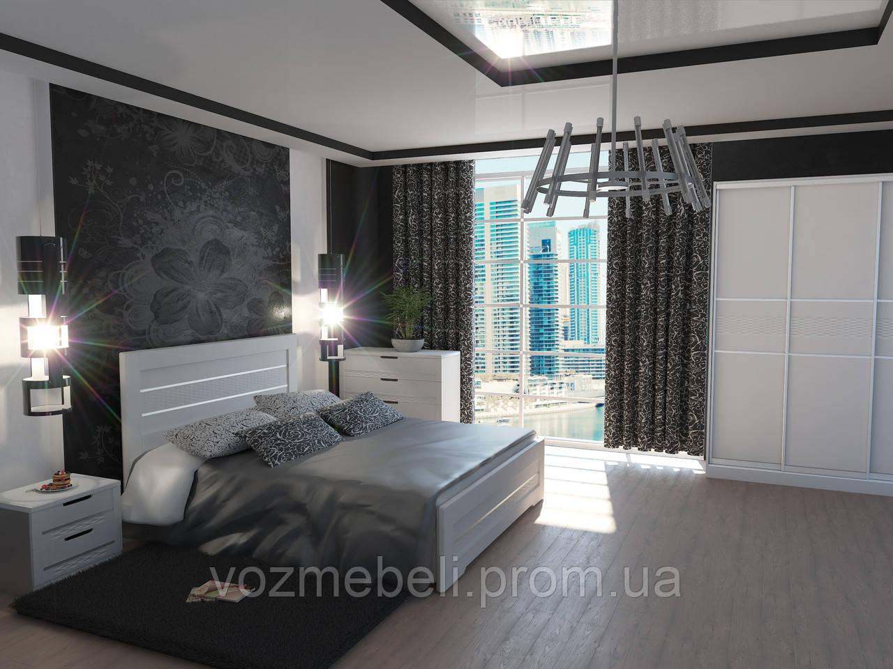 Кровать Соломия 180*200 /Неман/