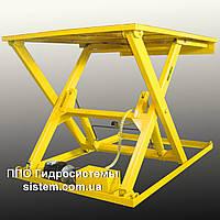 Ножничный подъёмник Стол гидравлический Платформа ножничная