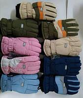 Детские перчатки для девочки и мальчика TuTu арт. 2906(14-15)