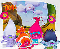 Набор для творчества Тролли Кукольный театр