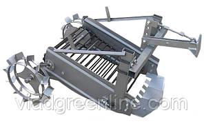 Картоплекопачка транспортерна Ярило (привід від коліс, зчіпка йде в комплекті)