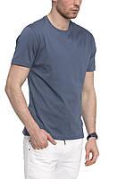 Синяя мужская футболка LC Waikiki / ЛС Вайкики