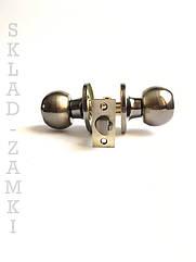 Дверной замок-защелка круглая ручка Mondial AB