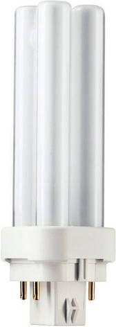 PHILIPS MASTER PL-C 13W/827/4P Лампа G24q-1, фото 2