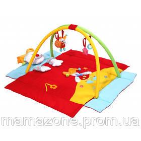 "Центр детский Развивающий коврик ""Складной клоун"" BabyOno 494"