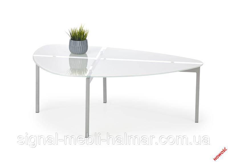 Стол ERIKA (белый) (Halmar)