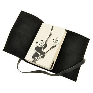 "Софт-бук ""Панда: черно-белые зарисовки"" Blanknote"