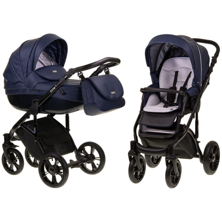 Детская универсальная коляска 2 в 1 Mioobaby Zoom  CB/Marine