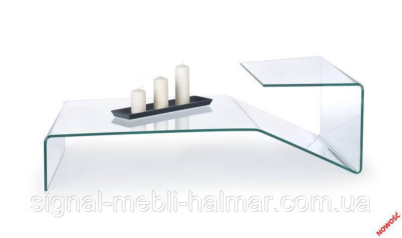 Стол ESPERA (прозрачный) (Halmar)