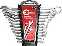Набор ключей комбинированных 6-22 мм 12 ед. INTERTOOL HT-1203