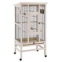 Деревянный вольер для птиц Ferplast Wilma 83*67*158,5 см, фото 1