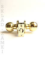 Дверной замок-защелка круглая ручка Mondial РB