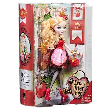 Ever After High Apple White Кукла Эвер Афтер Хай Эппл Вайт Базовая первый выпуск