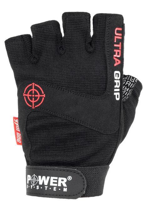 Перчатки для фитнеса Power System  ULTRA GRIP (PS-2400)