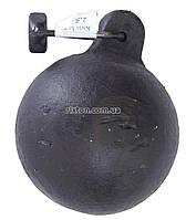 Гиря для дымохода 2.5 кг.