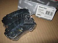 Колодки тормозные дисковые HYUNDAIDAI ACCENT, KIA RIO, CEED 05- задние (Rider). RD.3323.DB3421