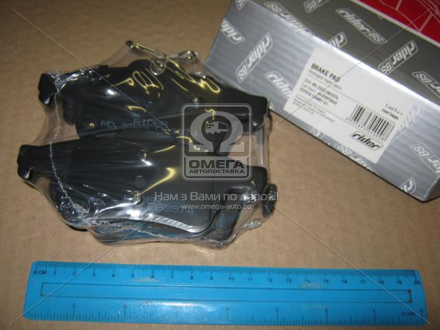 Колодки тормозные дисковые TOYOTAOTA CAMRY 01- задние (Rider). RD.3323.DB3374