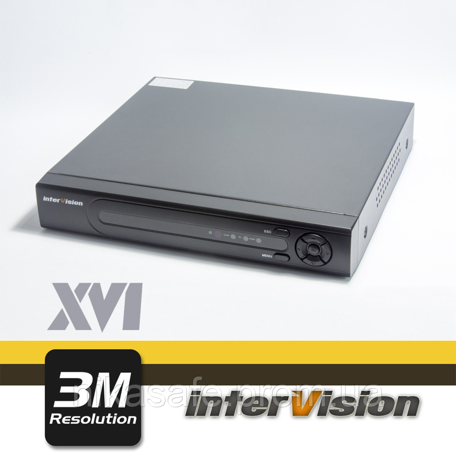 Видеорегистратор XVR-I160USB