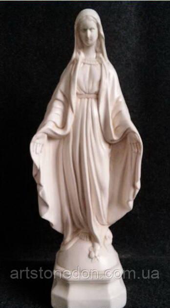 Скульптура Богородицы №30 из полимера 55 см