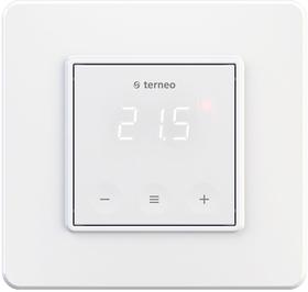 Терморегулятор для теплої підлоги Terneo S з сенсорним управлінням