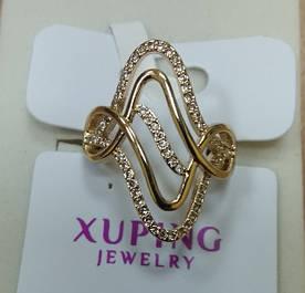 Кольца xuping (хьюпинг медицинское золото)