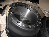 Барабан тормозной МАЗ (дисковые колеса) 10 шпилек (Rider). 64221-3502070-03