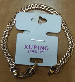 Браслеты xuping (хьюпинг медицинское золото)