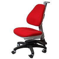 Детское  ортопедическое кресло Y-318 красное , Comf-Pro, фото 1