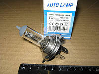 Лампа головного света H4 P43t 24V 75/70W (Tempest). H4 24V75/70W P43T