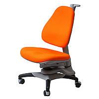 Детское кресло KY-618 однотонное Оранжевое, фото 1