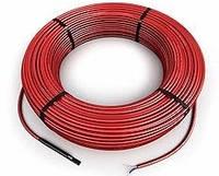 Двужильный кабель Hemstedt 30Вт/м с фторопластовой изоляцией DA 6м